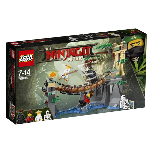 Lego The NINJAGO Movie 70608 Meister Wu's Wasser-Fall