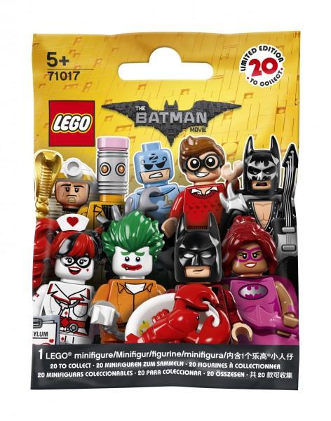 LEGO® Minifigures 71017 THE LEGO® BATMAN MOVIE