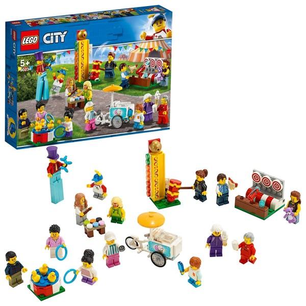 LEGO City- Stadtbewohner – Jahrmarkt